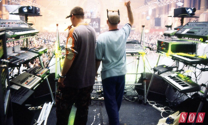 Orbital - Live at Alexandra Palace in 1995